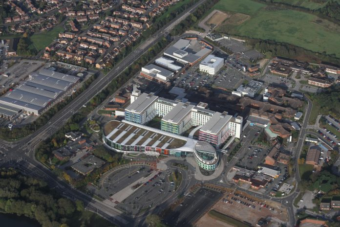 IMG 5013 Sutton in Ashfield Kings Mill Hospital photo Robin Macey