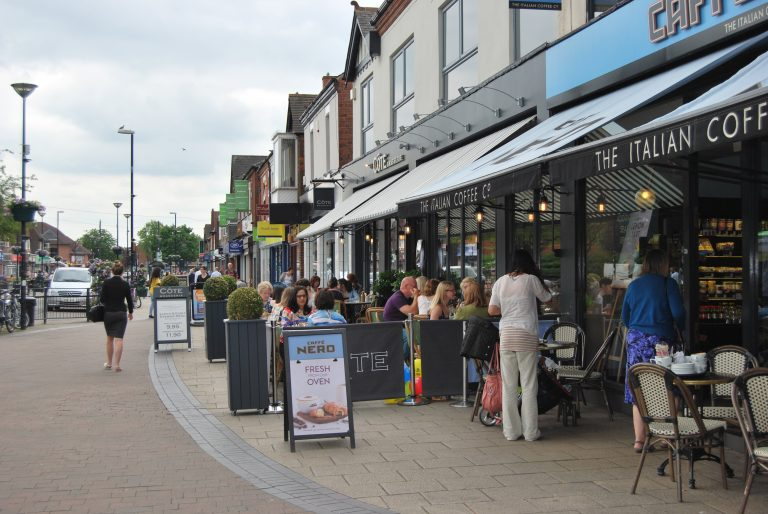 Rushcliffe business owners please contact Borough Council on business support grants