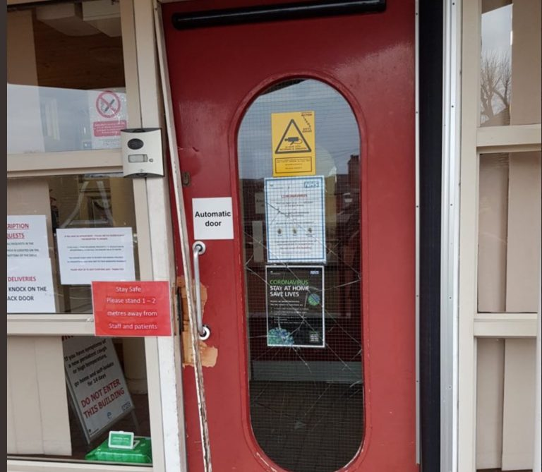 Callous thieves break in to Notts GP surgery causing huge disruption to patient care