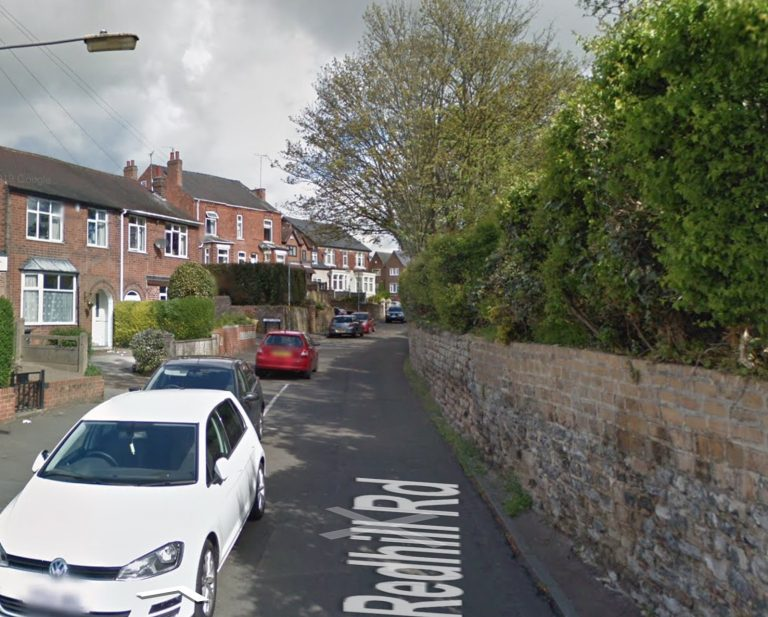 Arrests after teenager robbed and threatened with a machete in Nottingham