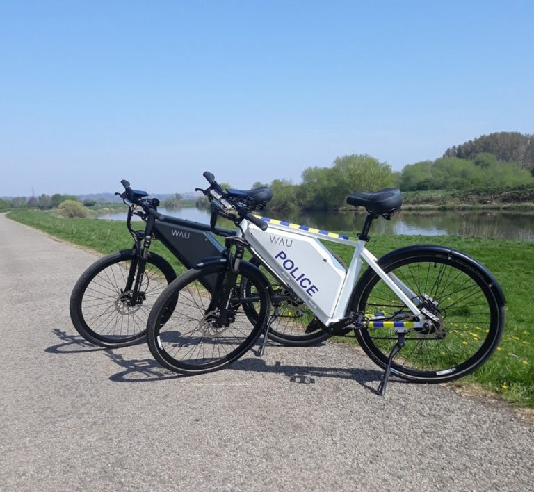 First electric bike trials for Nottinghamshire Police