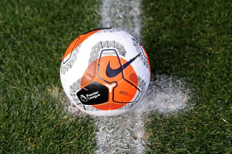 Premier League football plans a restart on 17 June