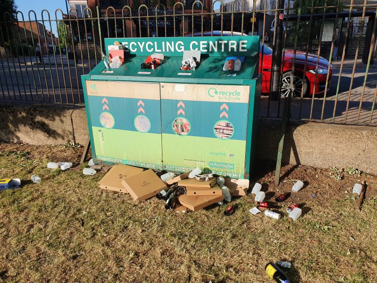 Pictures – Bridgford Park: Increased police patrols to monitor littering and 'open air toileting'