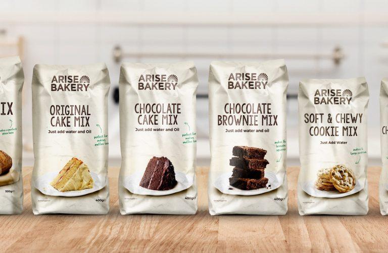 ASDA launches new range of baking mixes