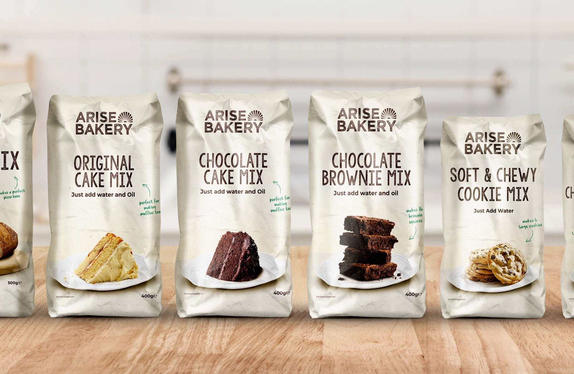 Asda Launches New Range Of Baking Mixes West Bridgford Wire