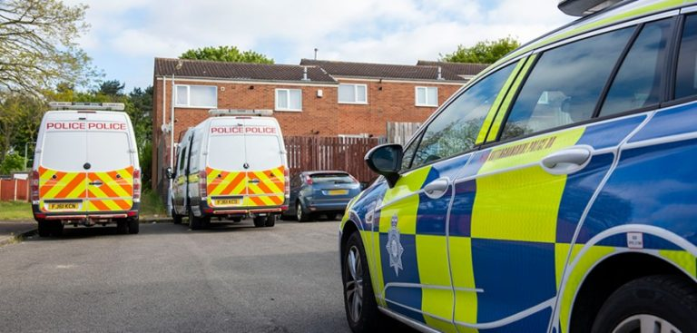 Police carry out two drugs raids in Gedling