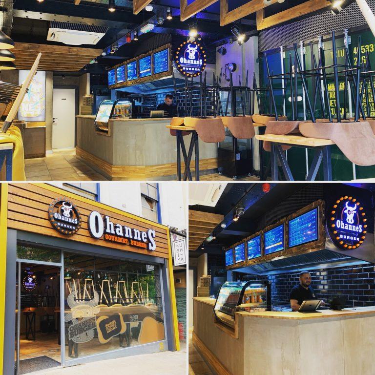 Ohannes Burger chooses Nottingham for second UK site