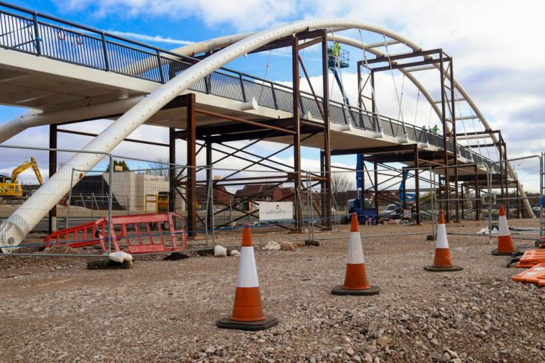 Section of A52 between Derby and Nottingham closed all weekend for bridge lift work