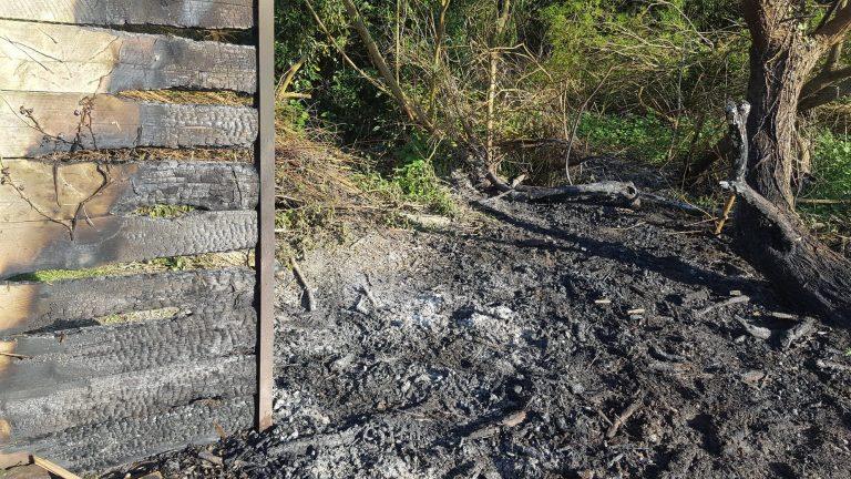 Notts Wildlife appeals after last weekend's wildfires, vandalism, littering and disturbance to wildlife