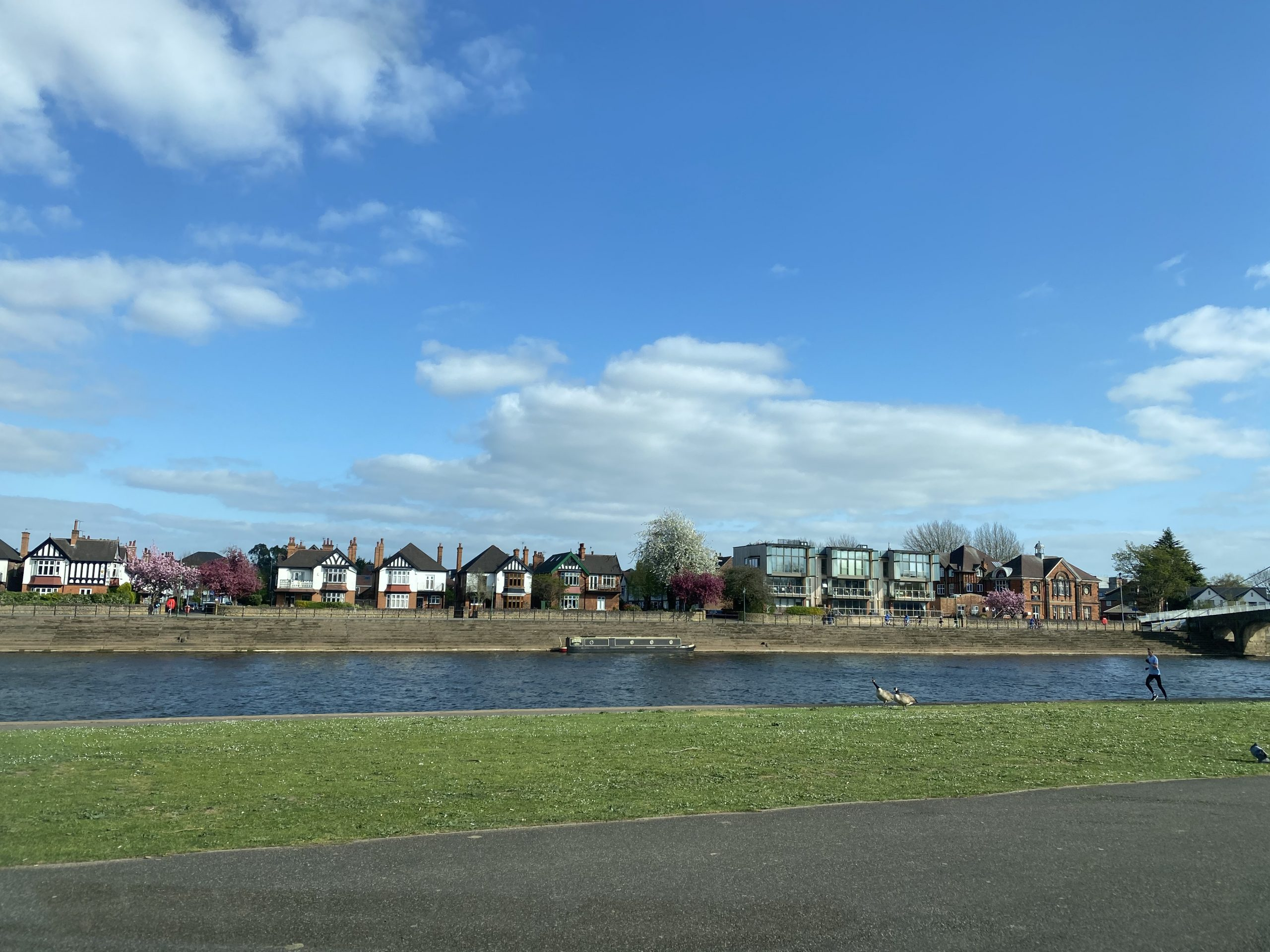 River Trent  Victoria Embankment