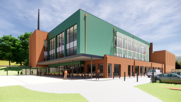 Henry Brothers appointed to build £18.5 million joint Nottinghamshire Police and Fire Service HQ