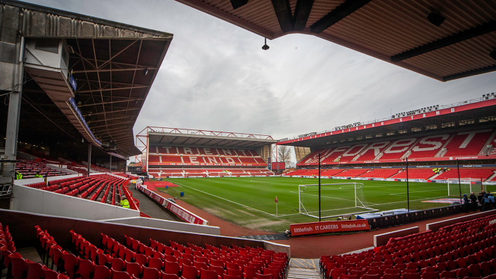 Police urge Forest fans to 'stay away'