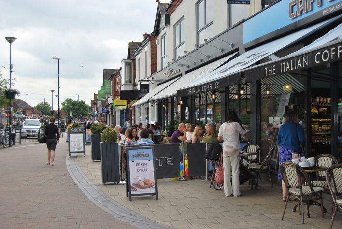 Rushcliffe Borough Councils Cabinet is disappointed at the lack of support for Central Avenue businesses in West Bridgford