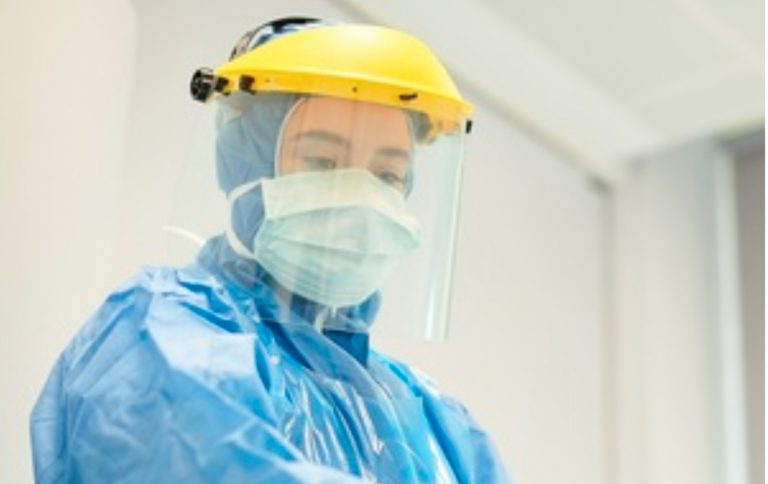 Face masks and coverings to be worn by all NHS hospital staff and visitors