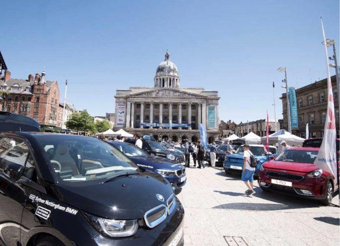Nottingham Carbon Neutral 2028