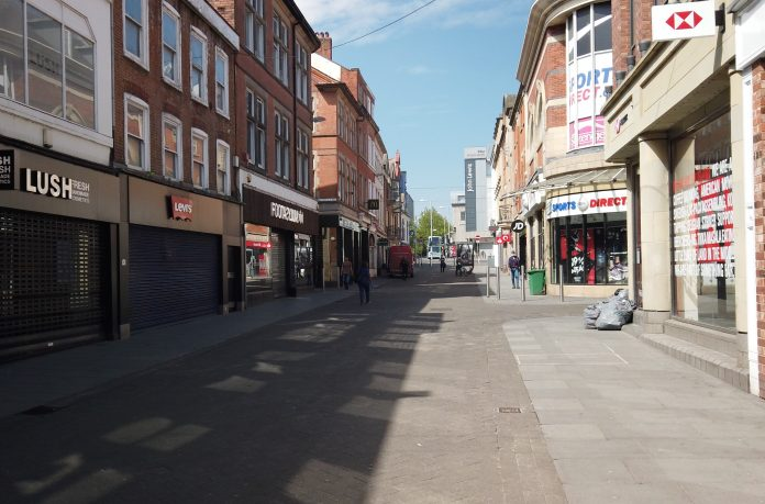 Half of Nottingham city centre retailers expected to open next week