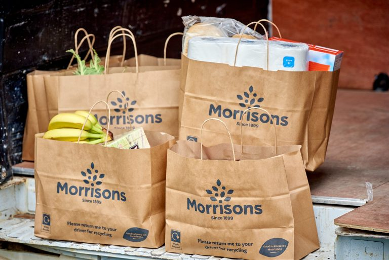 Morrisons Doorstep Delivery Service passes 100,000 orders