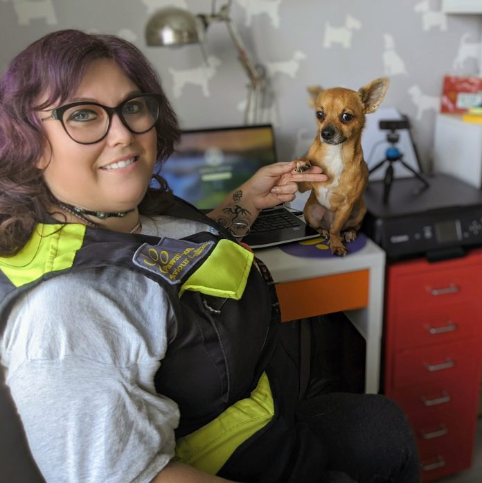 Cotgrave dog behaviourist