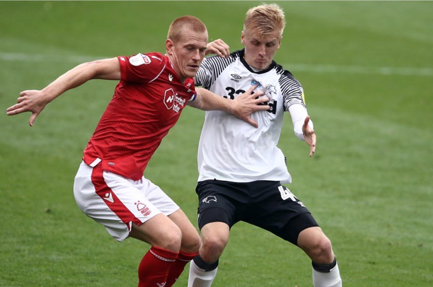 Derby County 1 - 1 Forest