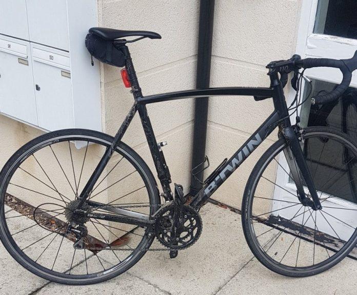 Stolen bike pic crop