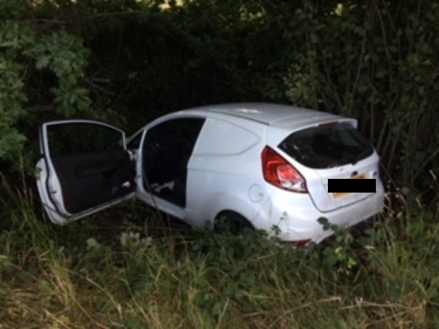 car travels the wrong way on the A57 dual carriageway