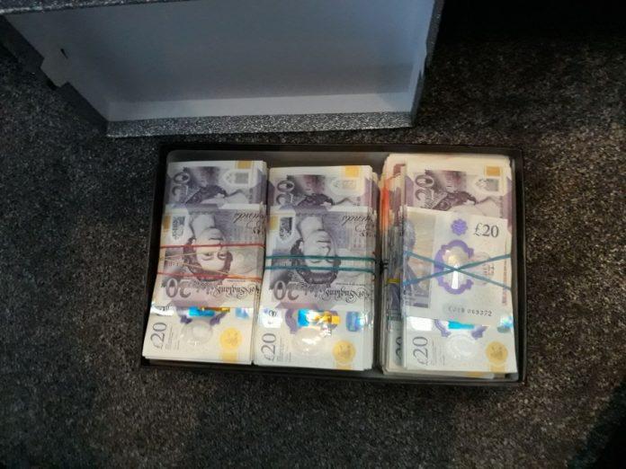 Carlton warrant cash