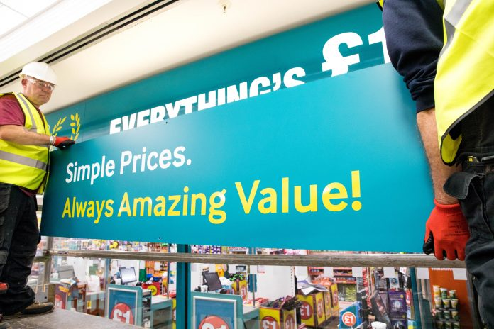 Poundland opens new Nottingham store this month