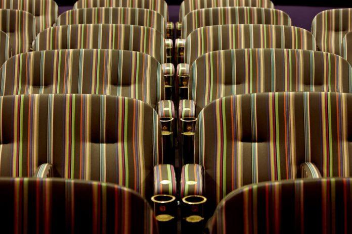 Sir Paul Smith cinema seats