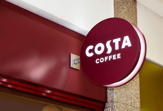 Costa Coffee to axe 1650 jobs