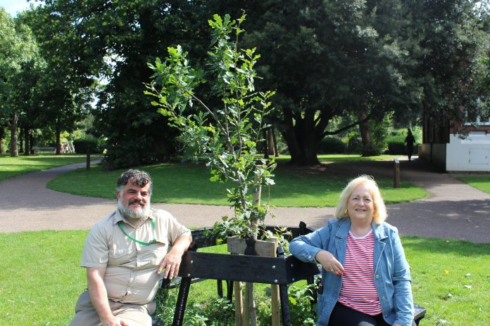 Free trees for Rushcliffe residents