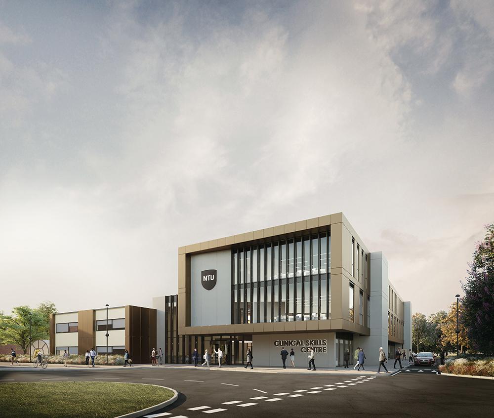 New 'mock hospital' facility in Clifton
