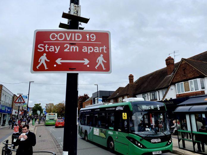 COVID Alert Levels explained