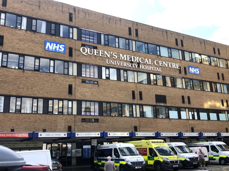 Covid: 8 people in hospital and no deaths despite surge in Nottinghamshire cases