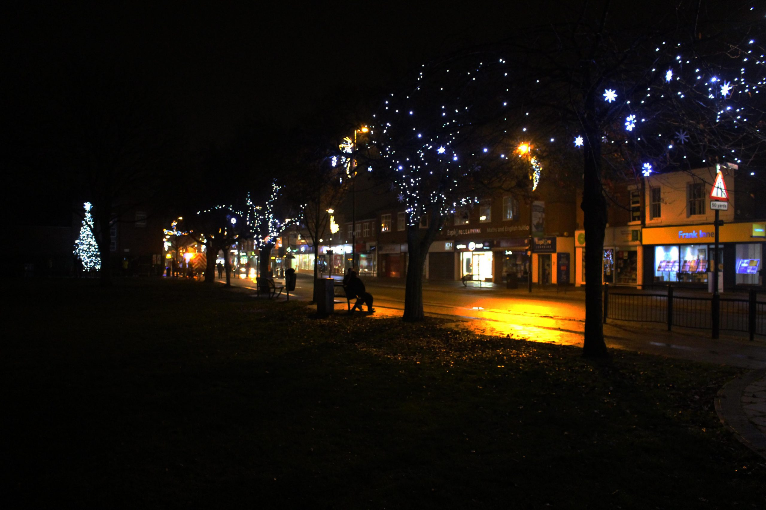 Pictures: West Bridgford Christmas Lights Switch-On   West Bridgford Wire