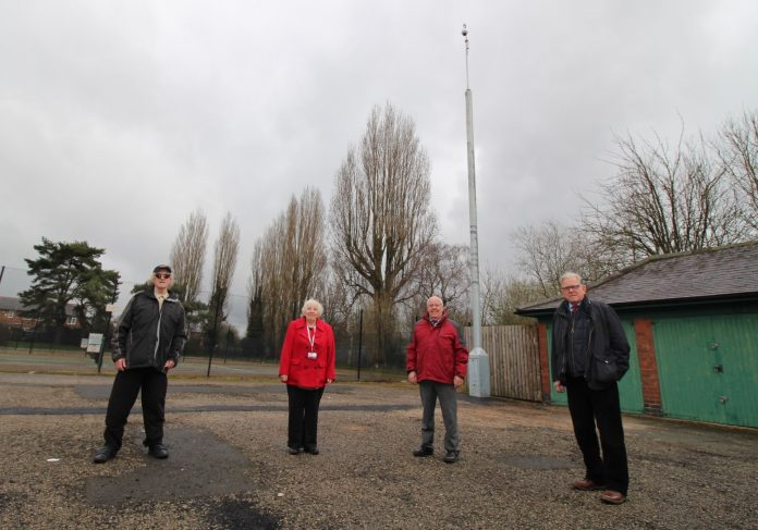 Conway Road CCTV