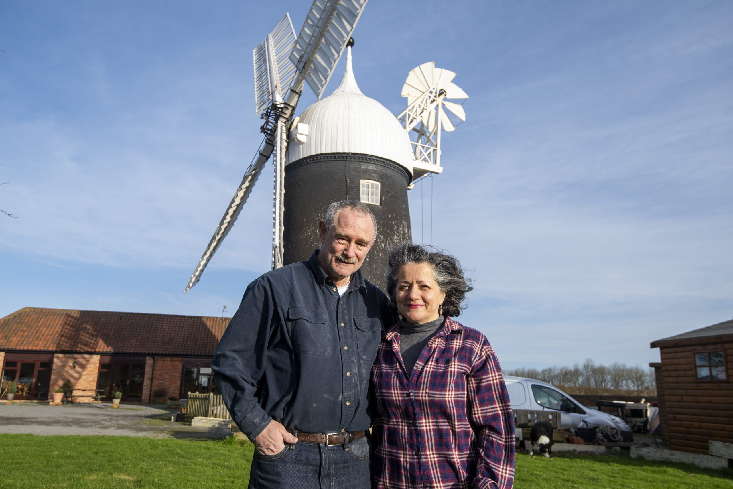 Fari and Paul Wyman Tuxford Windmill scaled