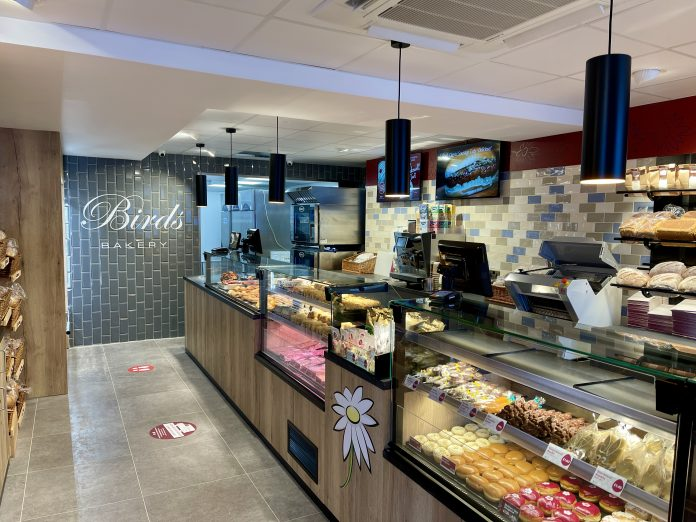 birds bakery West Bridgford
