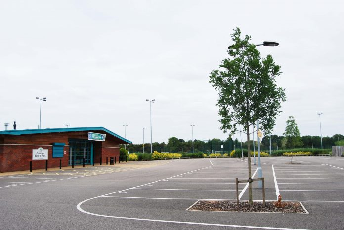 Gresham Sports Pavilion and playing pitches on the surrounding site will see 1.2m of investment
