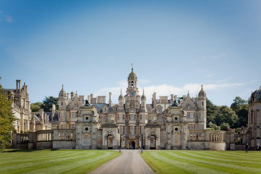 Harlaxton Manor