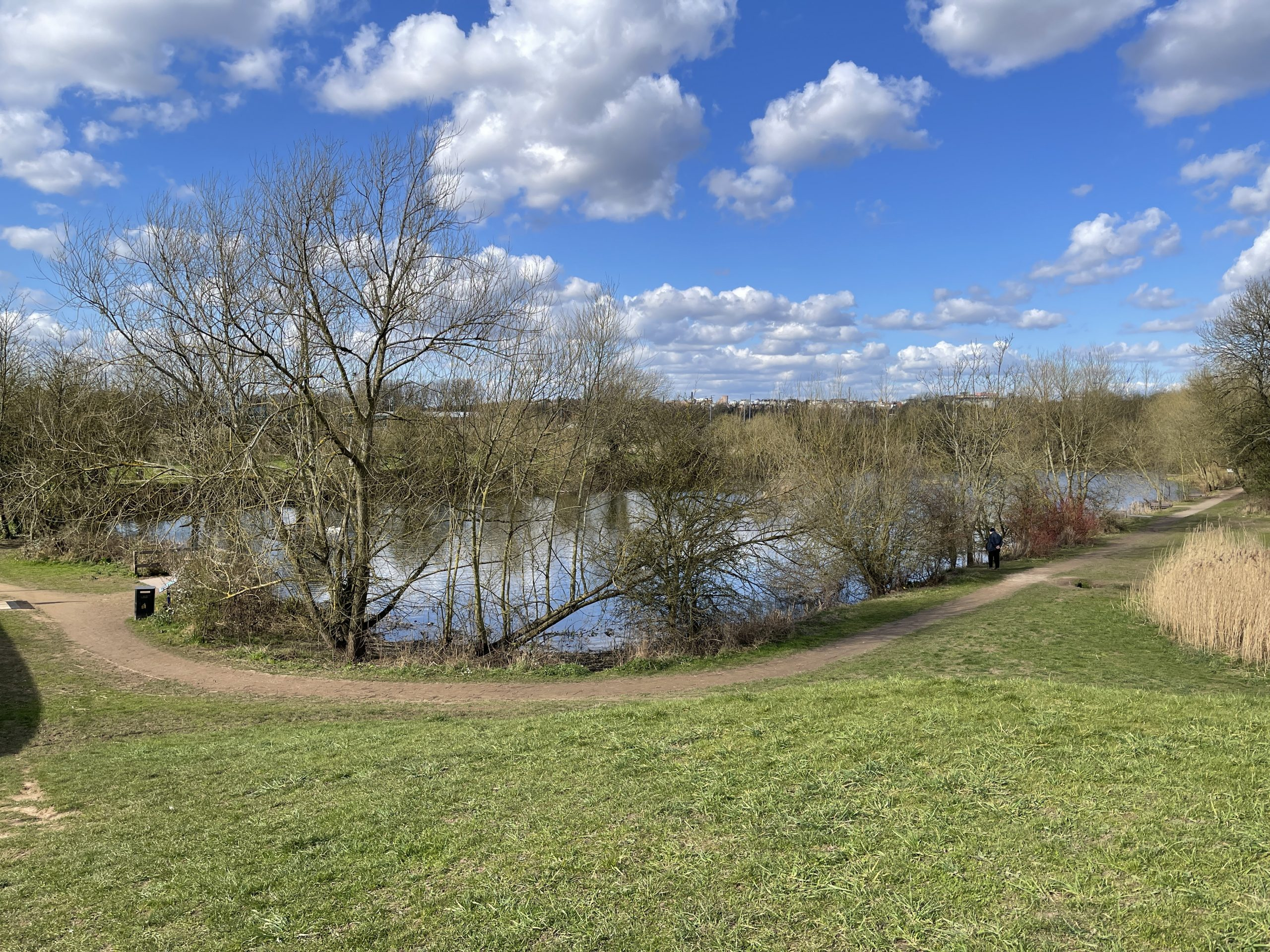 Iremonger Pond