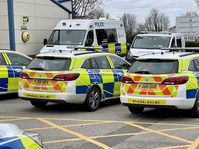 Nottinghamshire Police West Bridgford joint station