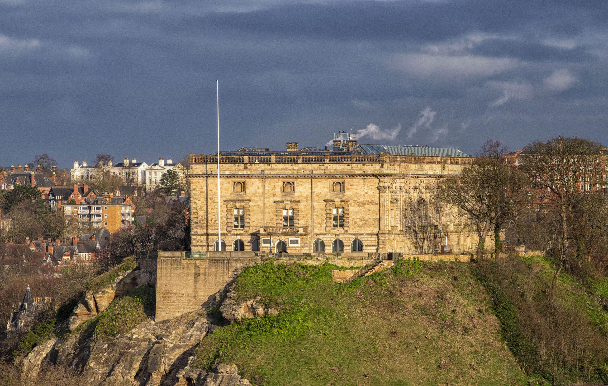 Nottingham Castle 1 scaled