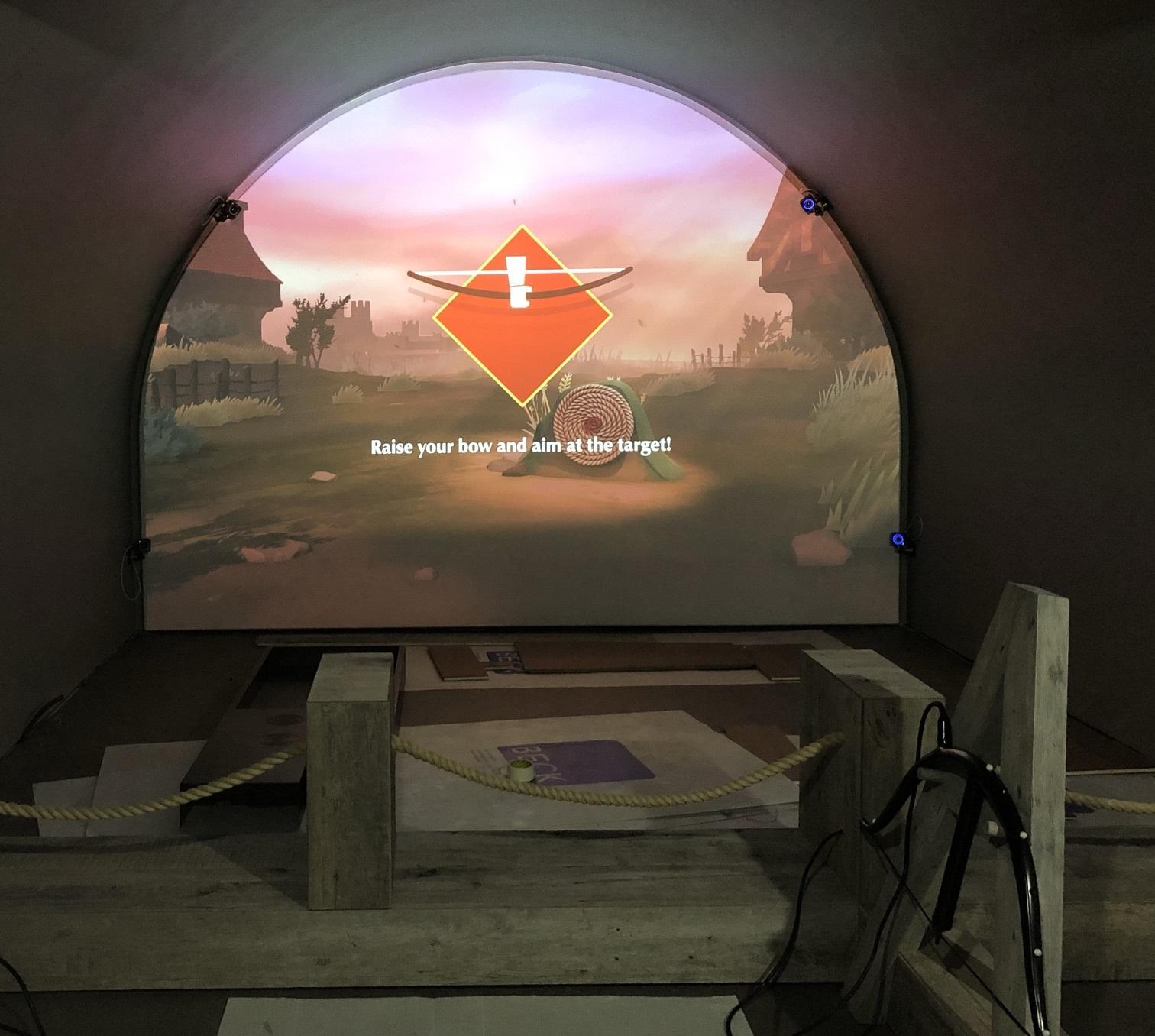 Robin Hood Interactive Gallery 4