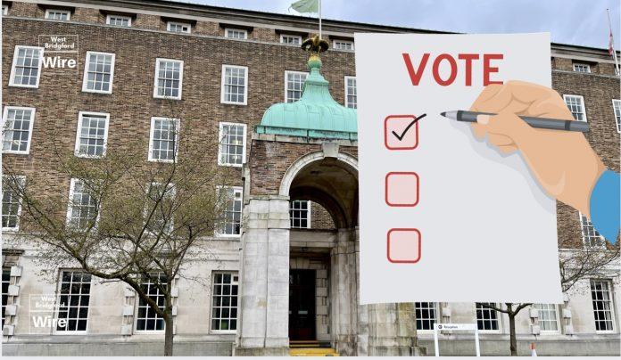 Nottinghamshire County Council election 2021