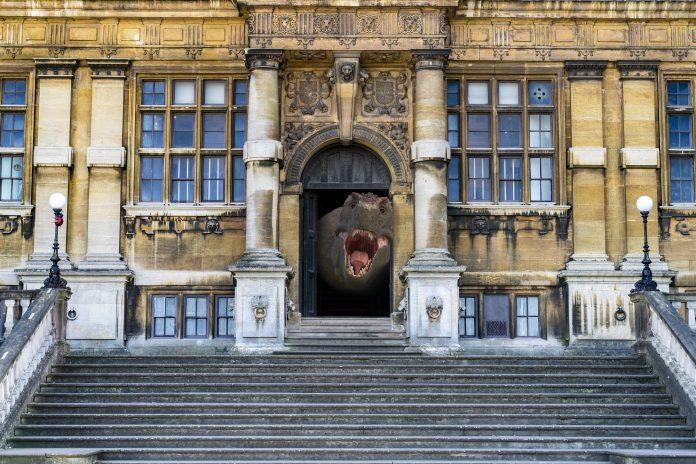T. Rex Dinosaur Exhibition to open in Nottingham