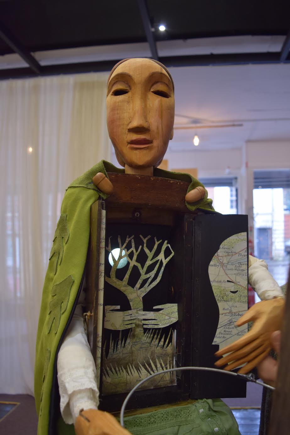 Nottingham Puppet Festival 2021