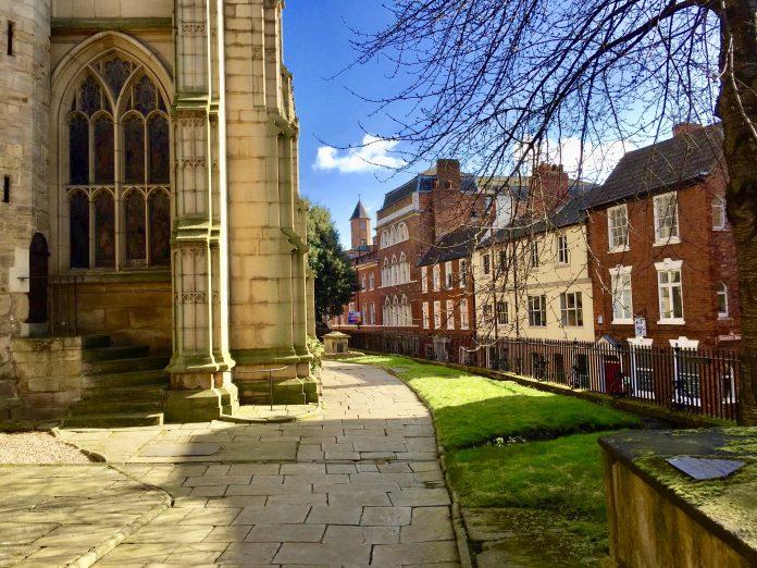 Moving to Nottingham