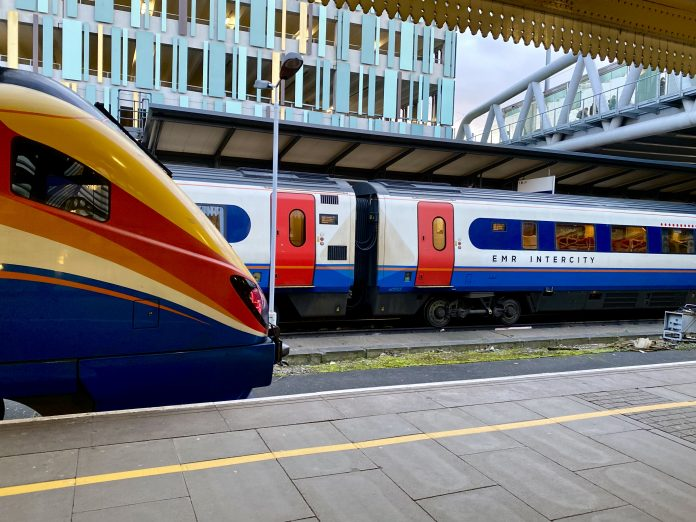Trains: EMR announces faster and more frequent London routes