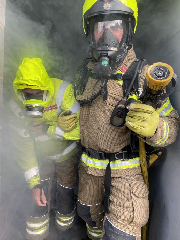 Notts Fire get life-saving smoke hoods thanks to £100,000 Grenfell grant