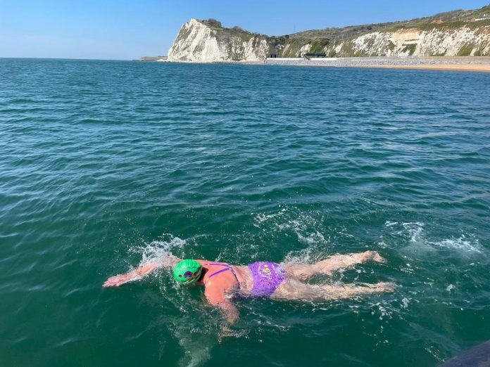 Toot Hill's Helen to swim the English Channel for charity